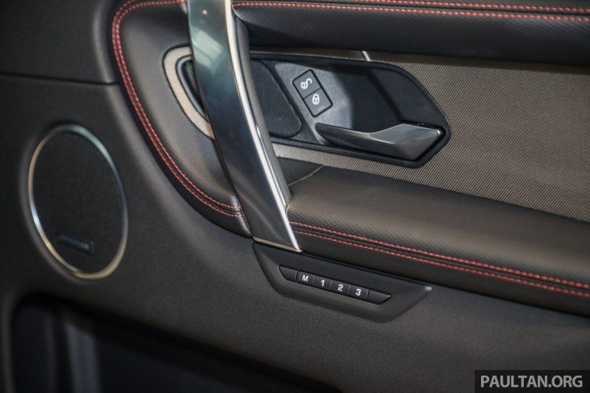图集:2020 Land Rover Discovery Sport,售RM380k起 Image #122099