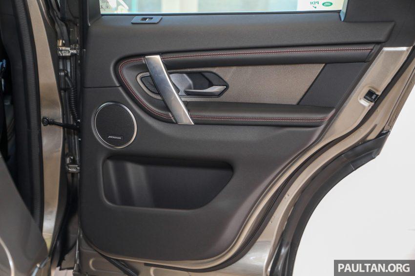 图集:2020 Land Rover Discovery Sport,售RM380k起 Image #122108