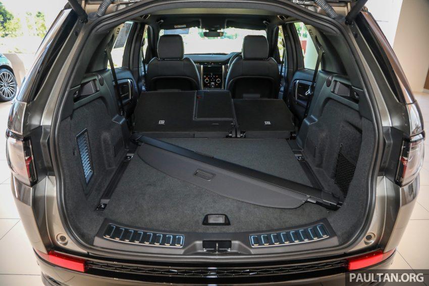 图集:2020 Land Rover Discovery Sport,售RM380k起 Image #122117