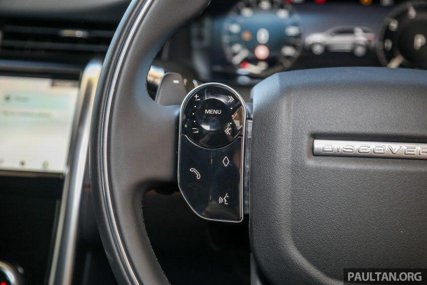 图集:2020 Land Rover Discovery Sport,售RM380k起 Image #122082