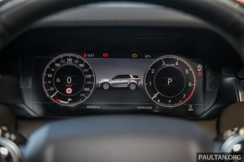 图集:2020 Land Rover Discovery Sport,售RM380k起 Image #122084