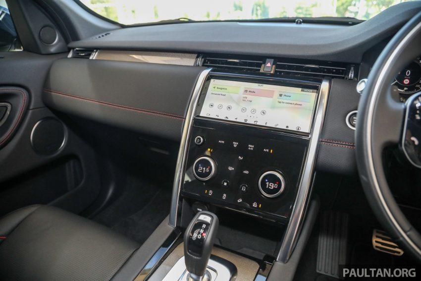 图集:2020 Land Rover Discovery Sport,售RM380k起 Image #122085