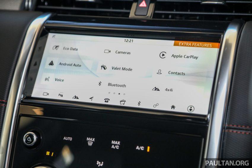 图集:2020 Land Rover Discovery Sport,售RM380k起 Image #122086