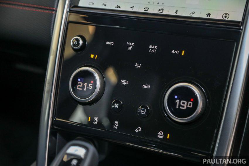 图集:2020 Land Rover Discovery Sport,售RM380k起 Image #122087