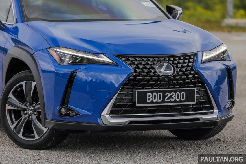 新车试驾: Lexus UX 200 Luxury, 适合都会女性的时尚选择 Image #126135