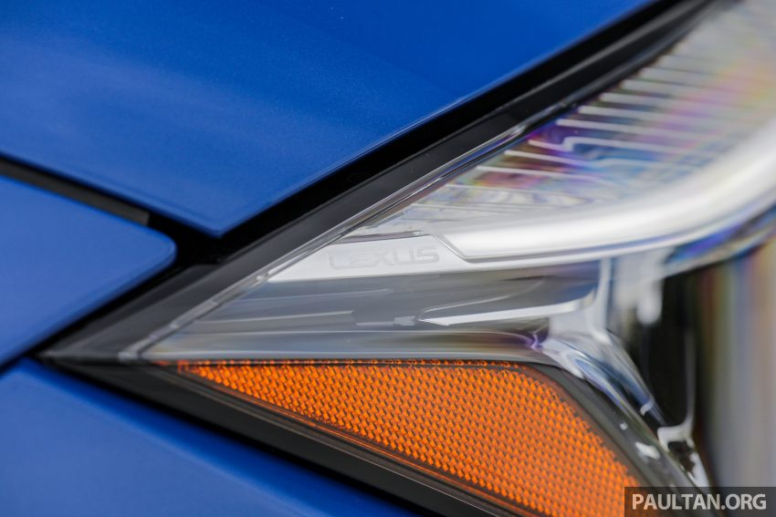 新车试驾: Lexus UX 200 Luxury, 适合都会女性的时尚选择 Image #126138