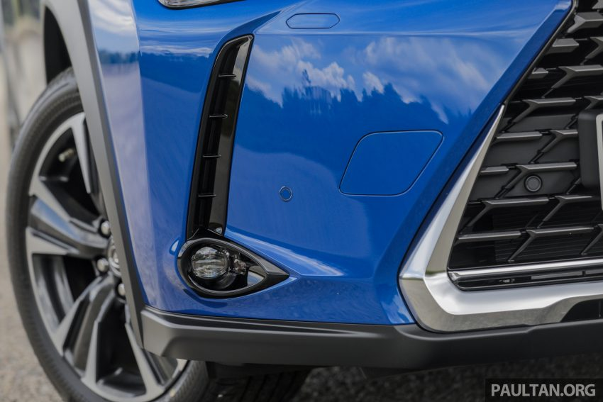 新车试驾: Lexus UX 200 Luxury, 适合都会女性的时尚选择 Image #126139