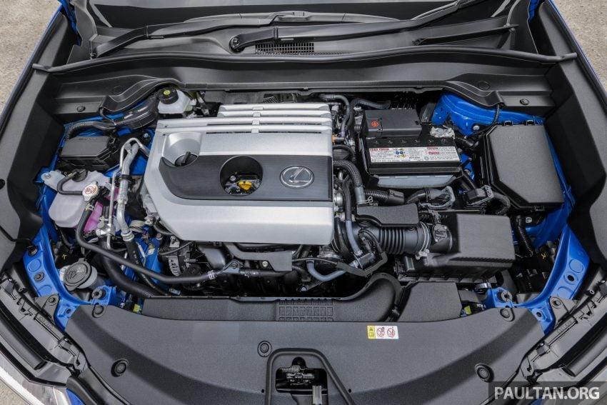新车试驾: Lexus UX 200 Luxury, 适合都会女性的时尚选择 Image #126159
