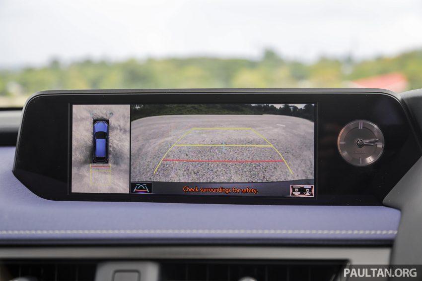 新车试驾: Lexus UX 200 Luxury, 适合都会女性的时尚选择 Image #126222