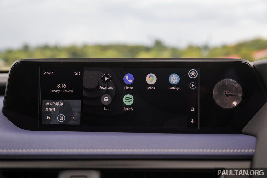 新车试驾: Lexus UX 200 Luxury, 适合都会女性的时尚选择 Image #126177