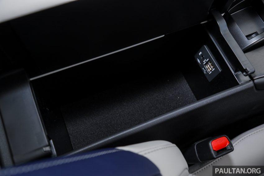 新车试驾: Lexus UX 200 Luxury, 适合都会女性的时尚选择 Image #126186