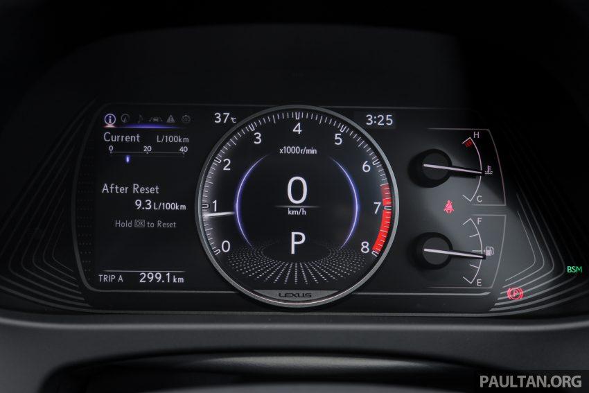 新车试驾: Lexus UX 200 Luxury, 适合都会女性的时尚选择 Image #126164