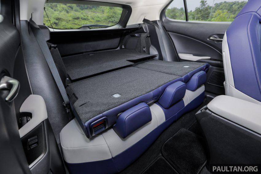 新车试驾: Lexus UX 200 Luxury, 适合都会女性的时尚选择 Image #126205