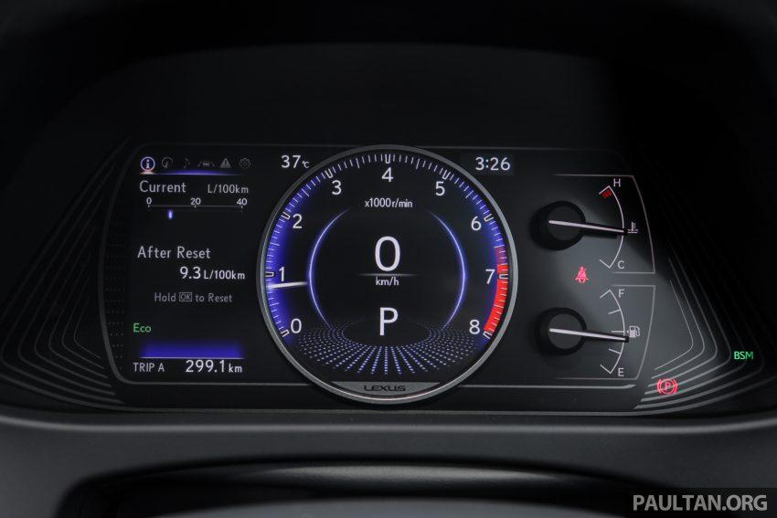 新车试驾: Lexus UX 200 Luxury, 适合都会女性的时尚选择 Image #126166