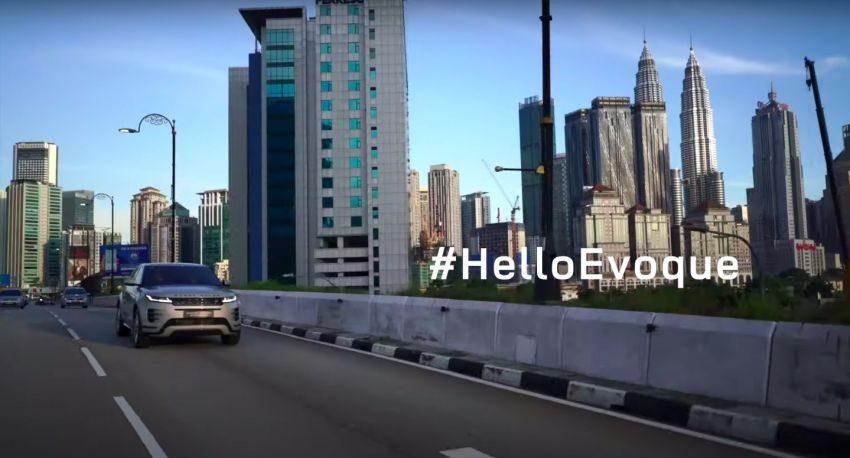 全新二代 Range Rover Evoque 确认本周五我国线上发布 Image #125429