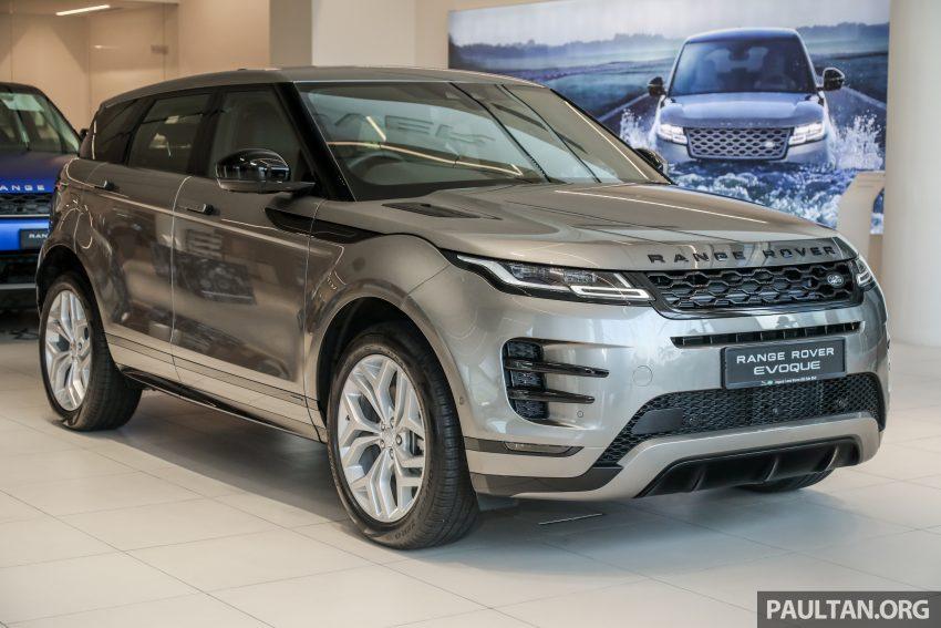 全新二代 Range Rover Evoque 本地上市,售RM427k起 Image #126494