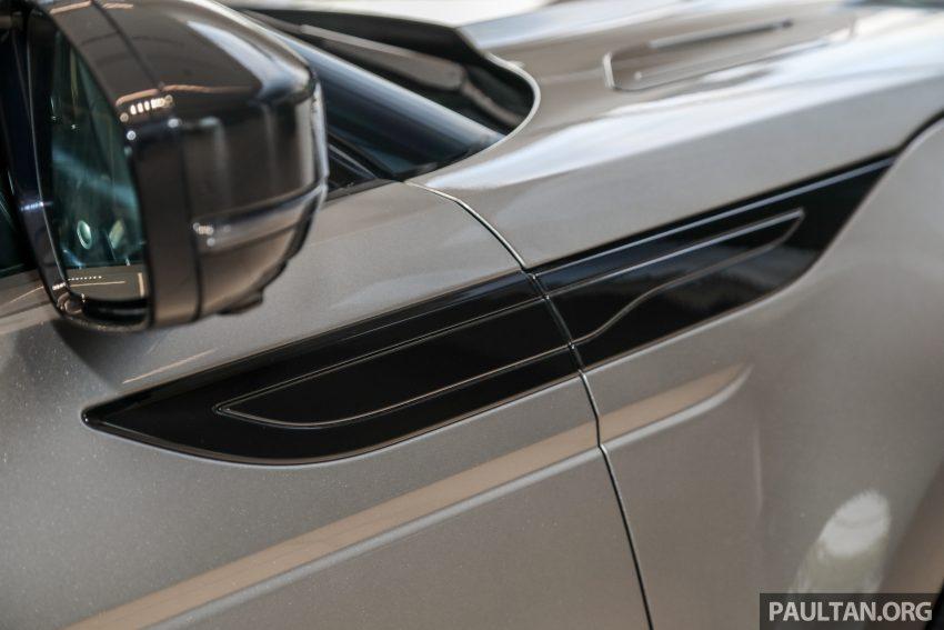 全新二代 Range Rover Evoque 本地上市,售RM427k起 Image #126509