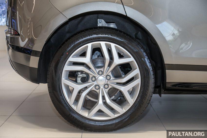 全新二代 Range Rover Evoque 本地上市,售RM427k起 Image #126512