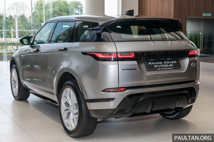 全新二代 Range Rover Evoque 本地上市,售RM427k起 Image #126495