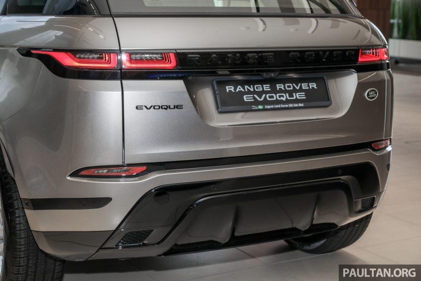 全新二代 Range Rover Evoque 本地上市,售RM427k起 Image #126513