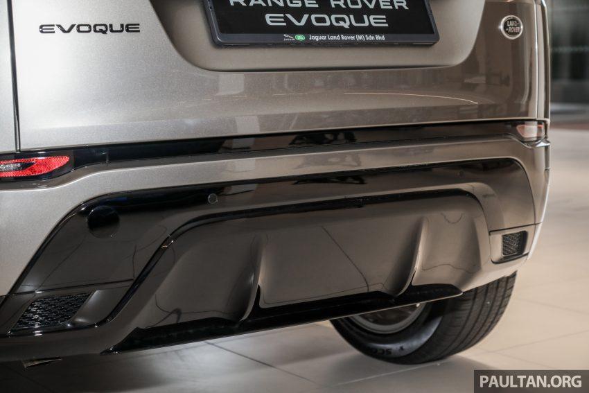 全新二代 Range Rover Evoque 本地上市,售RM427k起 Image #126517