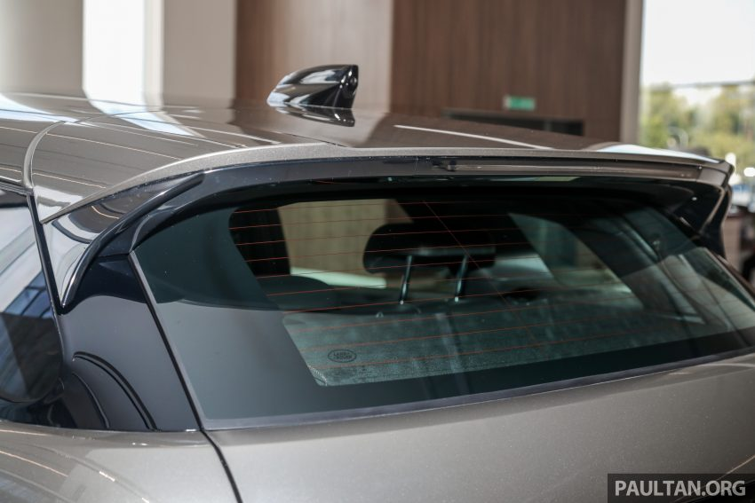 全新二代 Range Rover Evoque 本地上市,售RM427k起 Image #126518