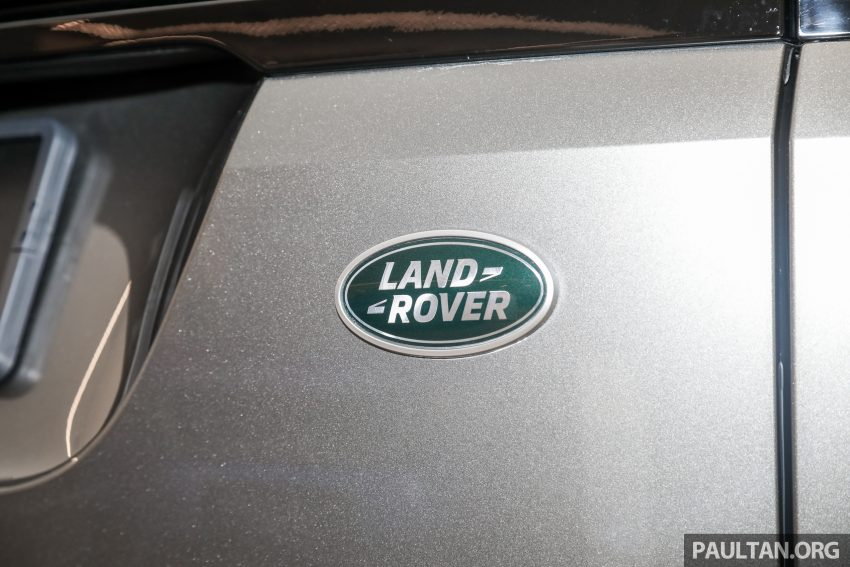 全新二代 Range Rover Evoque 本地上市,售RM427k起 Image #126520
