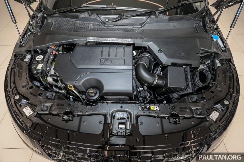 全新二代 Range Rover Evoque 本地上市,售RM427k起 Image #126521