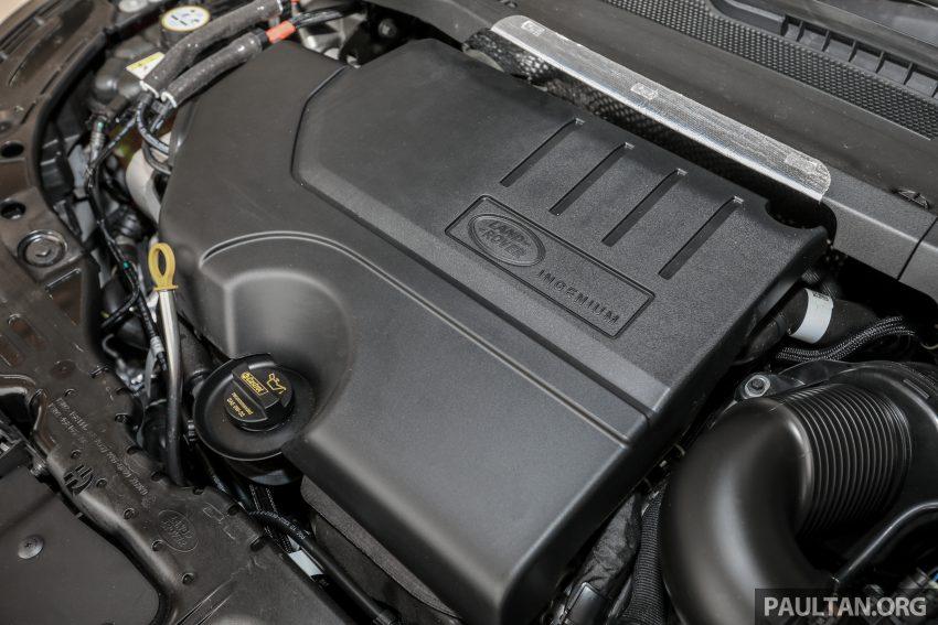 全新二代 Range Rover Evoque 本地上市,售RM427k起 Image #126522