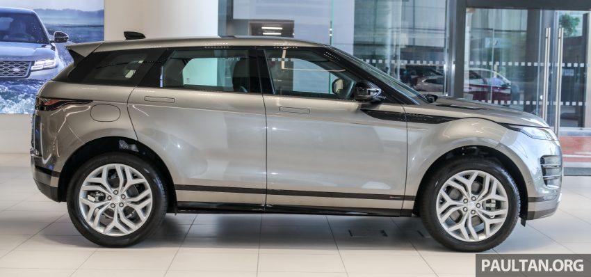 全新二代 Range Rover Evoque 本地上市,售RM427k起 Image #126496