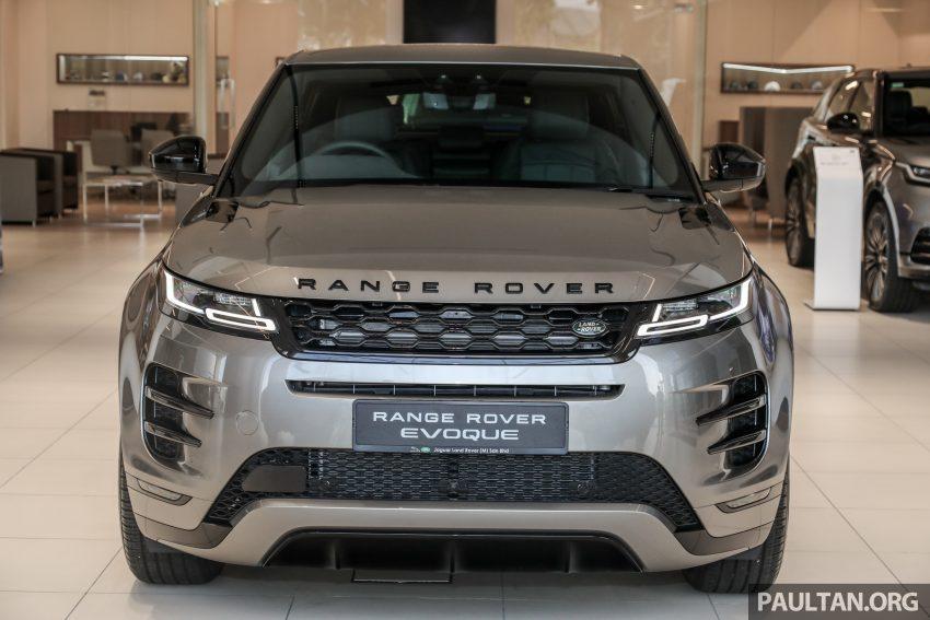 全新二代 Range Rover Evoque 本地上市,售RM427k起 Image #126497