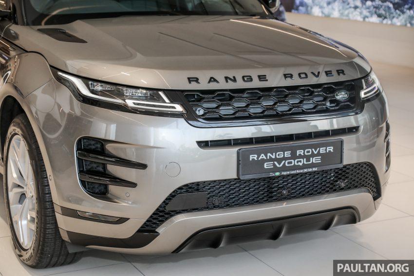 全新二代 Range Rover Evoque 本地上市,售RM427k起 Image #126499
