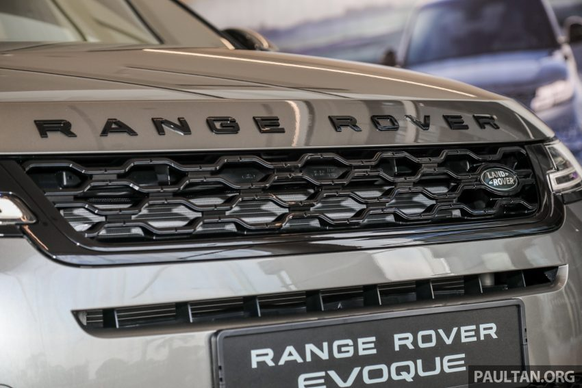 全新二代 Range Rover Evoque 本地上市,售RM427k起 Image #126502