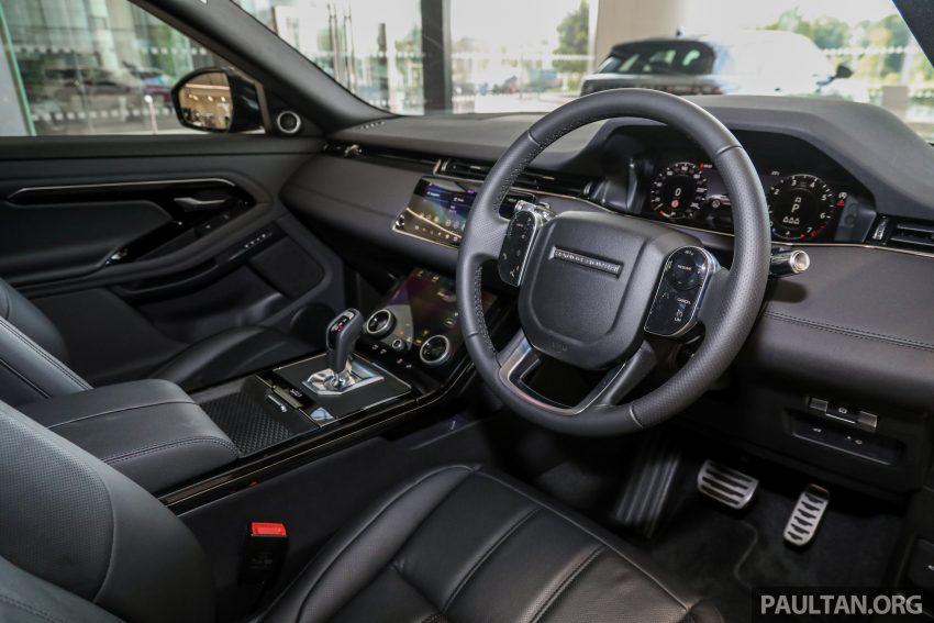 全新二代 Range Rover Evoque 本地上市,售RM427k起 Image #126523
