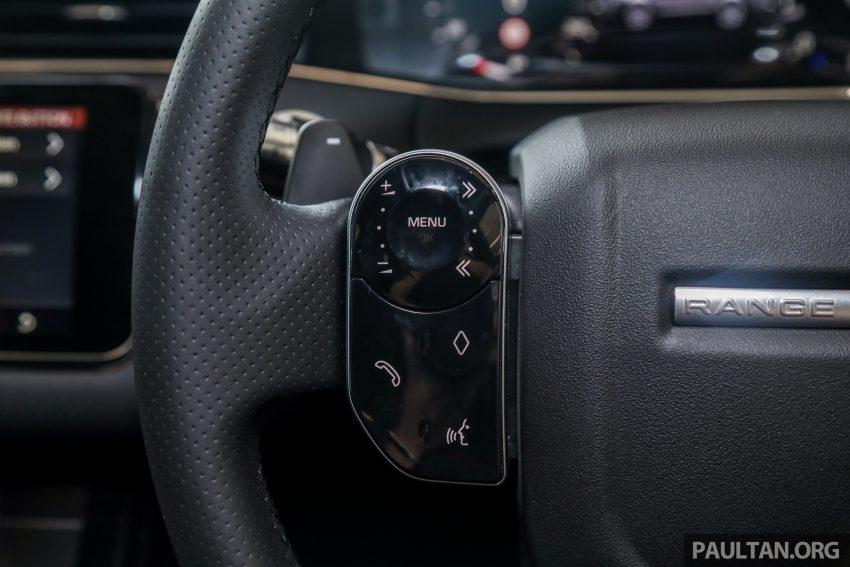 全新二代 Range Rover Evoque 本地上市,售RM427k起 Image #126532