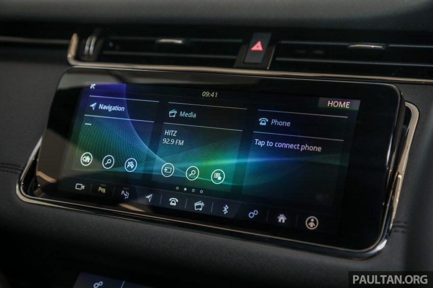 全新二代 Range Rover Evoque 本地上市,售RM427k起 Image #126535