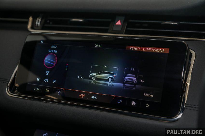 全新二代 Range Rover Evoque 本地上市,售RM427k起 Image #126538