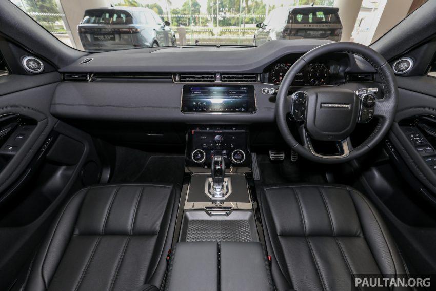 全新二代 Range Rover Evoque 本地上市,售RM427k起 Image #126524