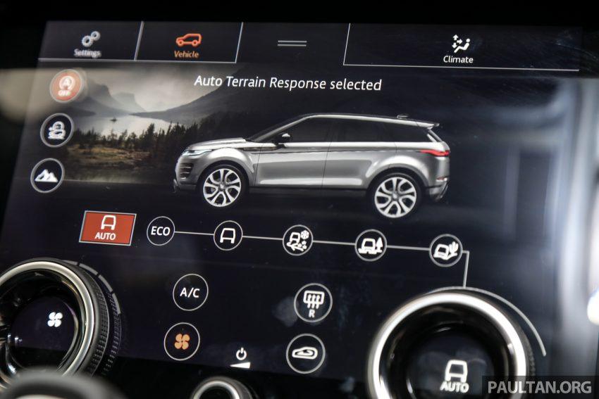 全新二代 Range Rover Evoque 本地上市,售RM427k起 Image #126547