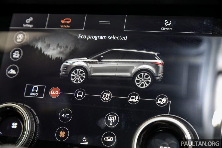 全新二代 Range Rover Evoque 本地上市,售RM427k起 Image #126548