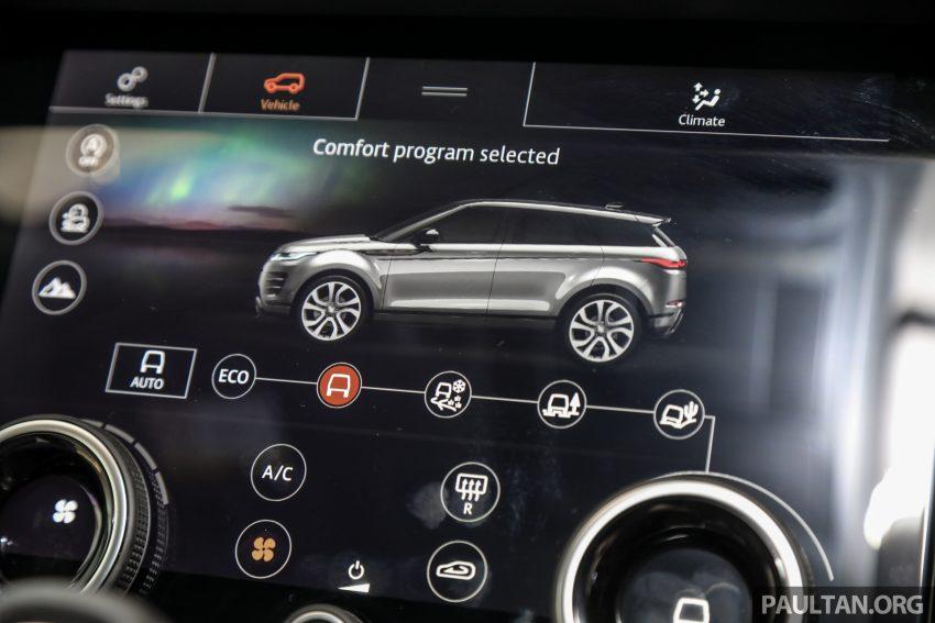 全新二代 Range Rover Evoque 本地上市,售RM427k起 Image #126549
