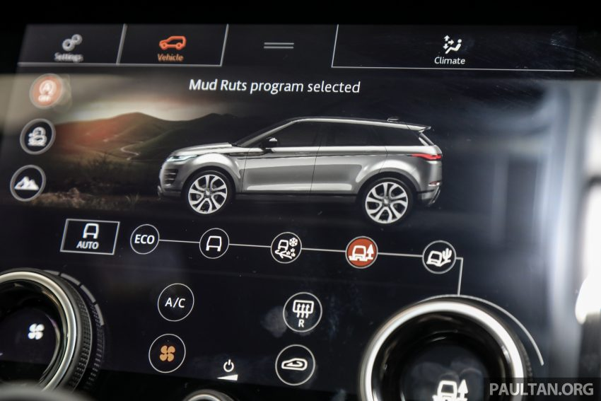 全新二代 Range Rover Evoque 本地上市,售RM427k起 Image #126551