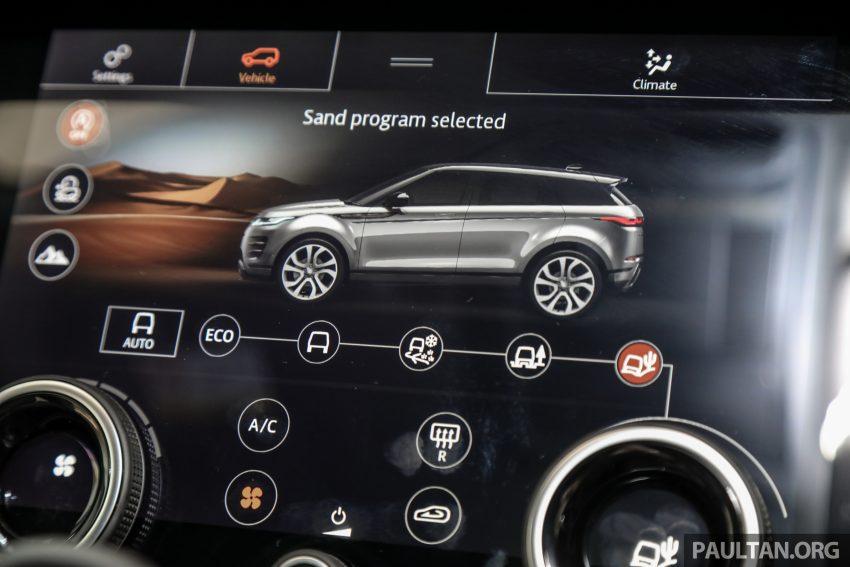 全新二代 Range Rover Evoque 本地上市,售RM427k起 Image #126552