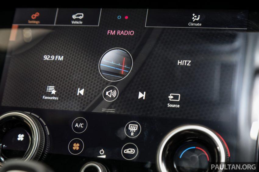 全新二代 Range Rover Evoque 本地上市,售RM427k起 Image #126553