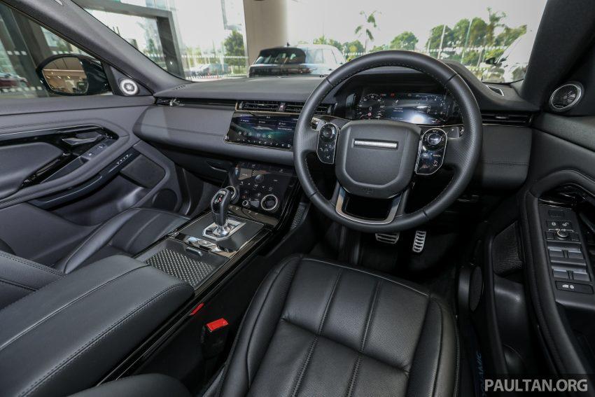 全新二代 Range Rover Evoque 本地上市,售RM427k起 Image #126562