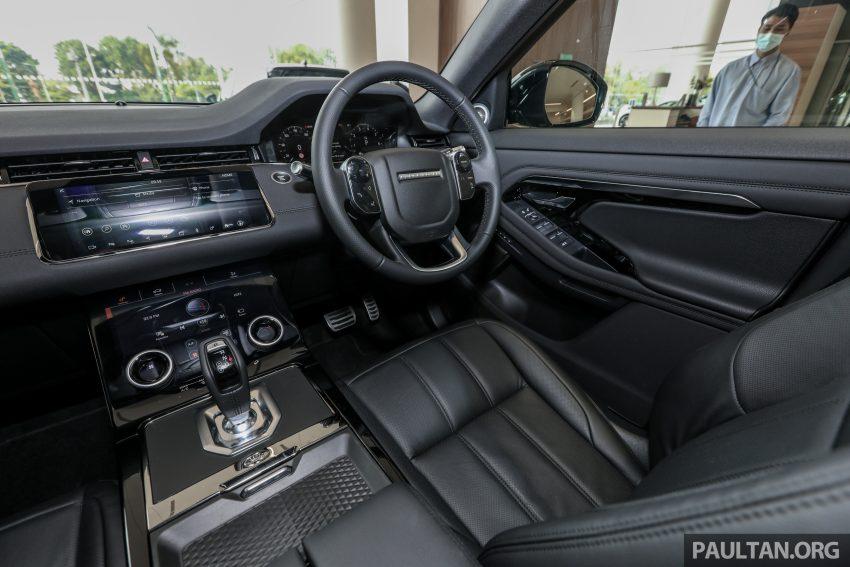 全新二代 Range Rover Evoque 本地上市,售RM427k起 Image #126563