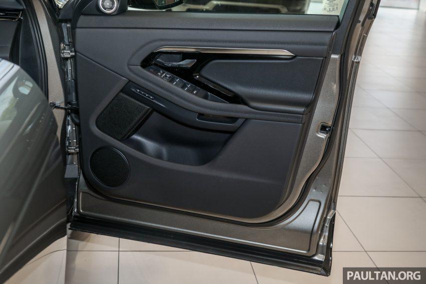 全新二代 Range Rover Evoque 本地上市,售RM427k起 Image #126570