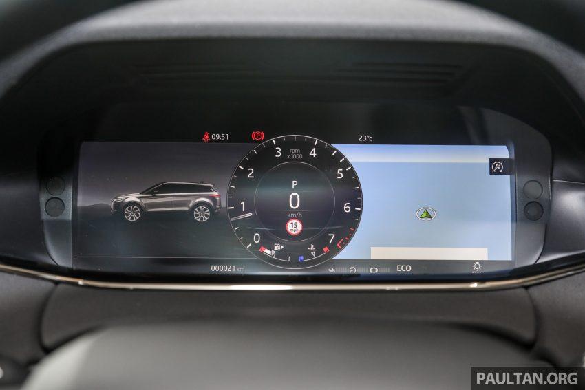 全新二代 Range Rover Evoque 本地上市,售RM427k起 Image #126529