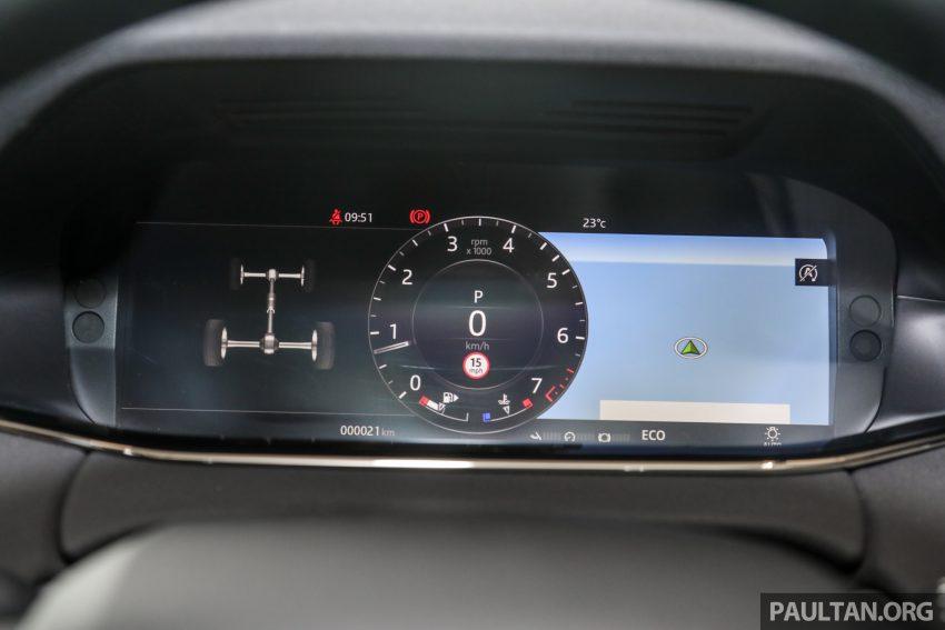 全新二代 Range Rover Evoque 本地上市,售RM427k起 Image #126530