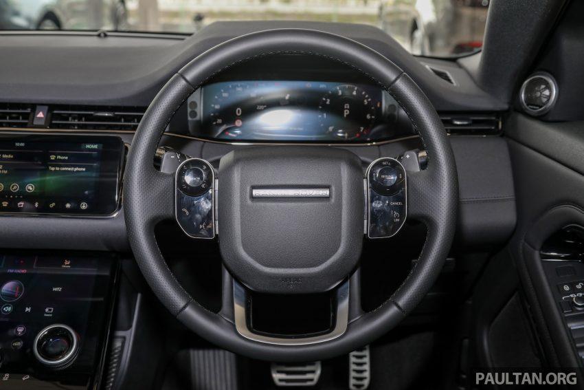 全新二代 Range Rover Evoque 本地上市,售RM427k起 Image #126531